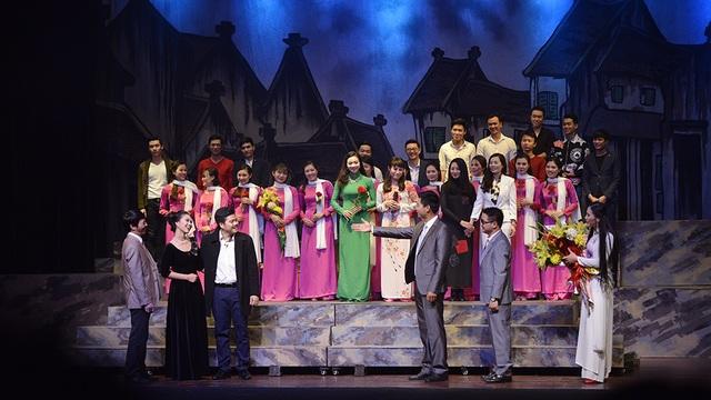 Liên hoan sân khấu thủ đô kỉ niệm 70 năm toàn quốc kháng chiến - 24