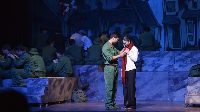 Liên hoan sân khấu thủ đô kỉ niệm 70 năm toàn quốc kháng chiến - 5