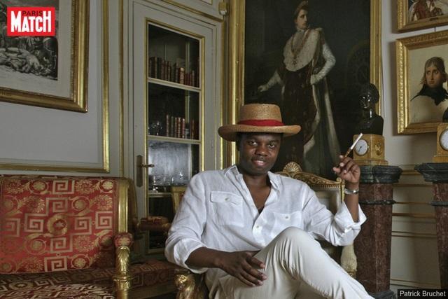 Hoàng tử Jean-Barthélémy Bokassa (Cộng hòa Trung Phi).