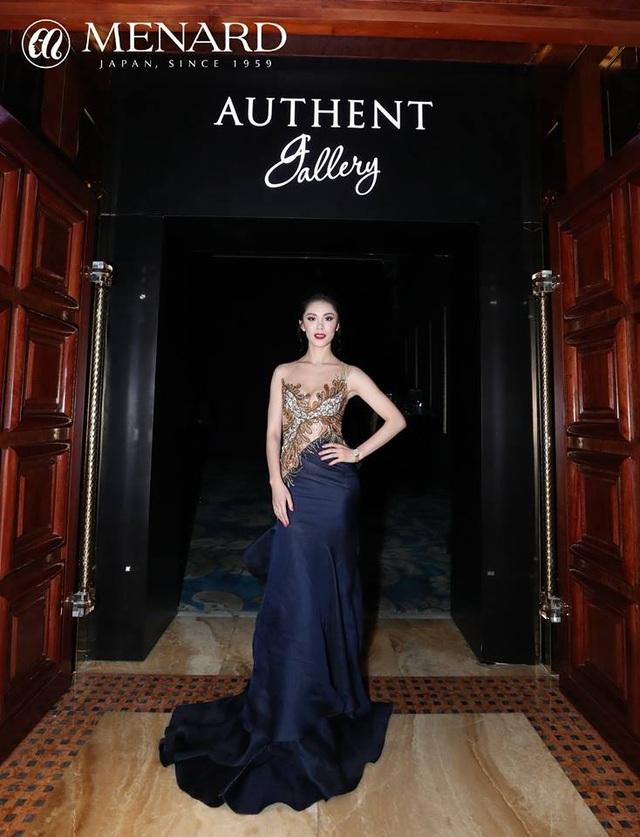 Hoa hậu Hoàn vũ 2007 Riyo Mori sẽ tham gia LHP Cannes với vai trò là gương mặt mới của thương hiệu Menard tại Việt Nam