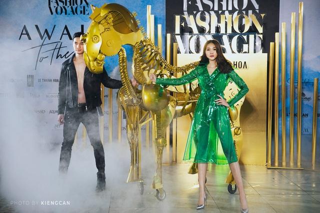 Cuộc hội ngộ đầy cảm hứng của các Nhà thiết kế trong chuyến viễn du Fashion Voyage - 11