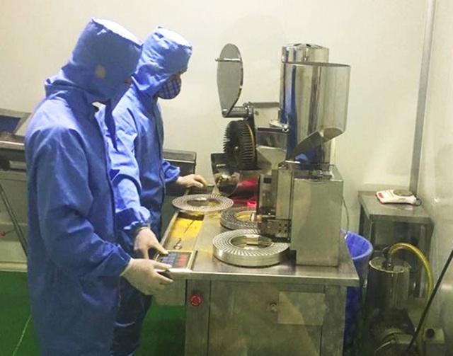 Nhà máy sản xuất thực phẩm bảo vệ sức khỏe Metaherb thiết kế hoàn toàn khép kín, vận hành bởi đội ngũ chuyên gia giàu kinh nghiệm.