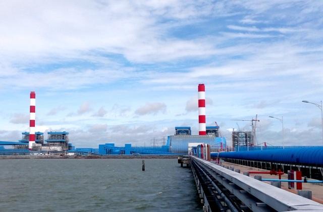 Nhà máy nhiệt điện Duyên Hải Trà Vinh