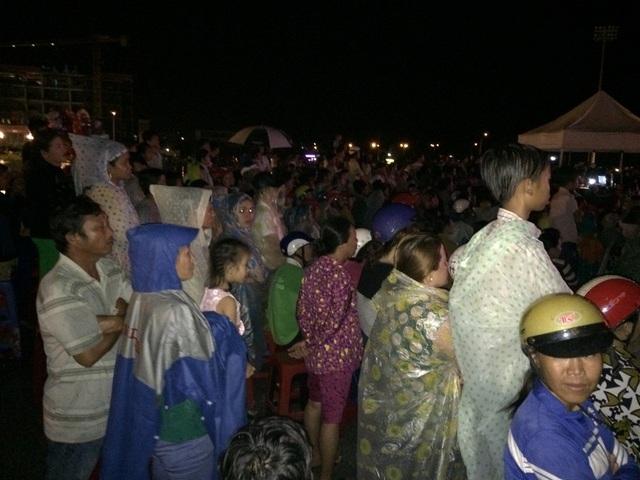 Hàng nghìn người đội mưa dự khai mạc Lễ hội anh hùng Nguyễn Trung Trực - 6