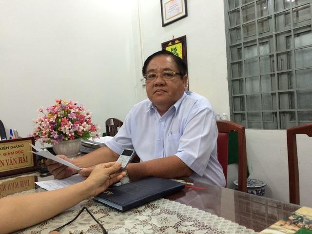 Bác sĩ chuyên khoa II Nguyễn Văn Hải – Phó Giám đốc Sở Y tế tỉnh Kiên Giang - cho biết, đến thời điểm hiện tại, các học sinh nghi bị ngộ độc khí từ đồ chơi đã xuất viện về nhà