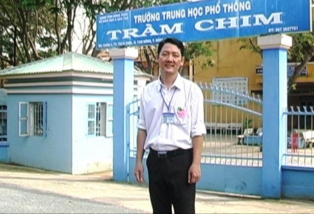 Từ năm học 2011 - 2012 đến nay, thầy Nhật đều được phân công bồi dưỡng học sinh giỏi và đã có trên 20 học sinh đạt giải học sinh giỏi giải toán bằng máy tính cầm tay Casio môn Hóa học cấp tỉnh.