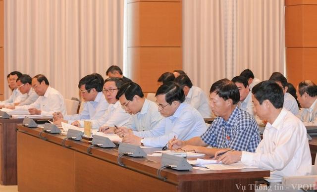 Hội nghị đại biểu Quốc hội chuyên trách kỳ này sẽ diễn ra trong 2 ngày, 8-9/9/2016 (ảnh: Quochoi.vn).
