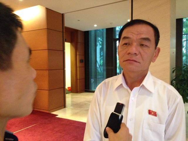 Đại biểu Lê Thanh Vân: Trường hợp cán bộ sai phạm như ông Hoàng không phải là duy nhất.