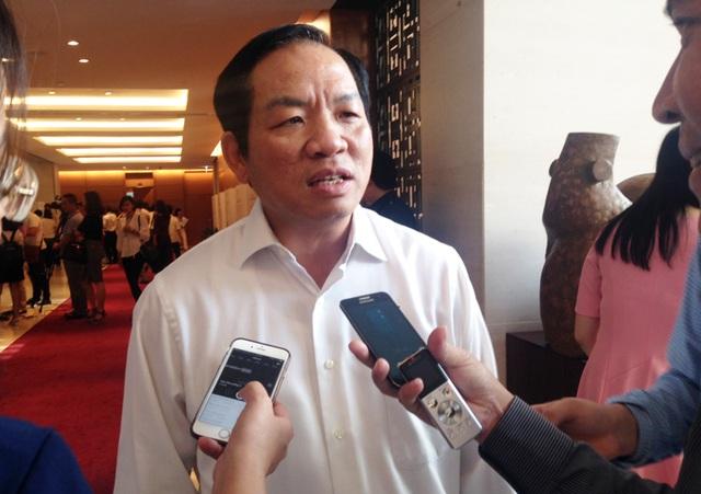 Phó Chủ nhiệm UB Khoa học, Công nghệ & Môi trường của Quốc hội Lê Hồng Tịnh.