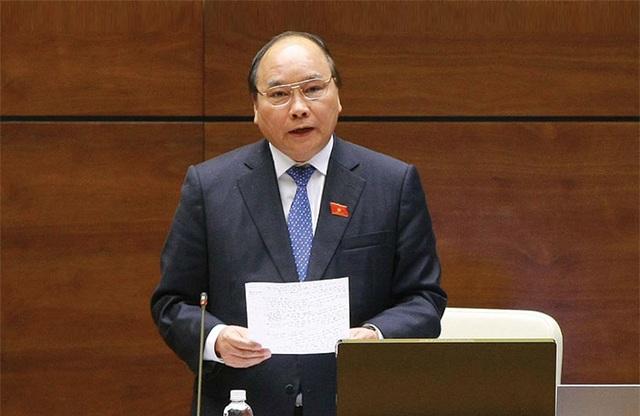 Thủ tướng Nguyễn Xuân Phúc từng nhiều lần trả lời chất vấn tại Quốc hội khóa trước nhưng trên cương vị Phó Thủ tướng được Thủ tướng ủy quyền.