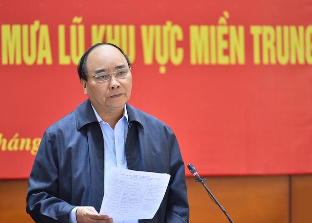 Thủ tướng nhắc các lực lượng phải tập trung vì người dân đã kiệt sức, không thể tiếp tục chờ đợi.
