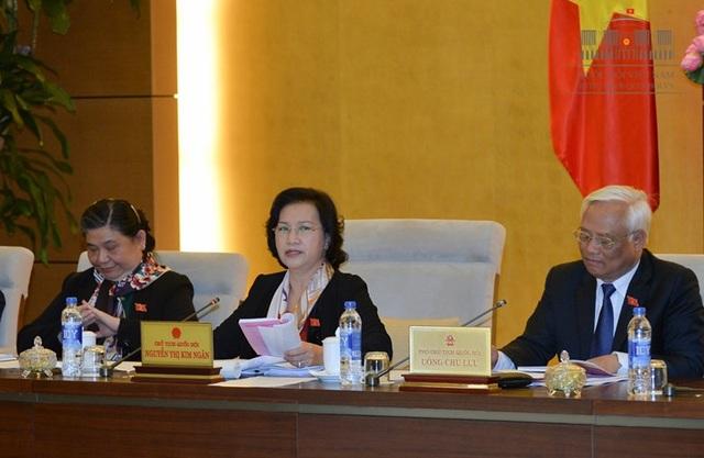 Lãnh đạo Quốc hội quán triệt chủ trương không giảm bớt những ưu đãi mà Hà Nội đang có.