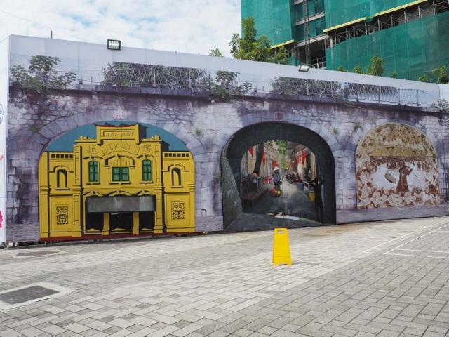 Diện mạo mới của những vòm cổng trên phố Phùng Hưng - 6