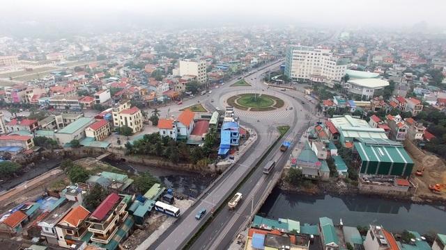 Dự án hoàn thành đem đến không gian đô thị mới cho TP.Cẩm Phả, góp phần thúc đẩy hoạt động giao thương, rút ngắn khoảng cách từ Cẩm Phả đến các địa phương trong tỉnh Quảng Ninh.