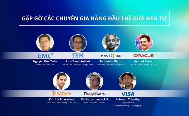 Tuần lễ Big Data Week Việt Nam