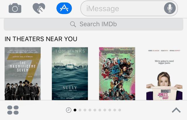 Top 5 ứng dụng thú vị tích hợp vào iMessage trên iOS 10 - 2