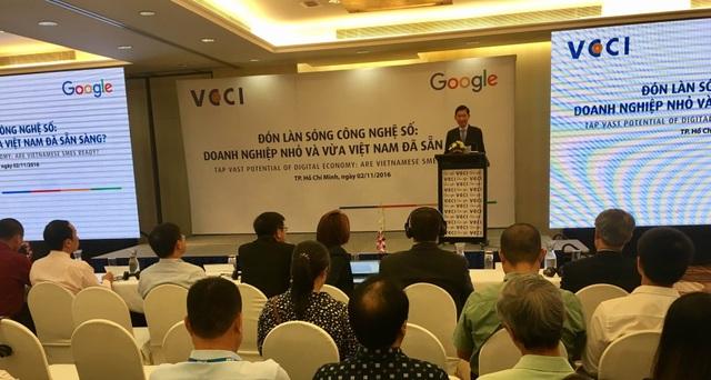 Internet mở ra cơ hội lớn cho khối DNNVV nói riêng và nền kinh tế Việt Nam nói chung