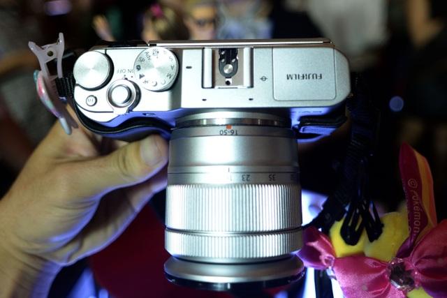 FujiFilm trình làng mẫu máy ảnh không gương lật X-A3 tại Việt Nam - 3
