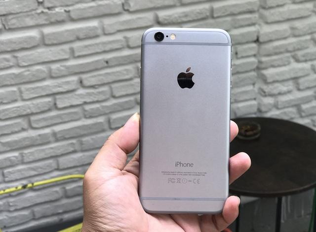 iPhone 6 khóa mạng Nhật