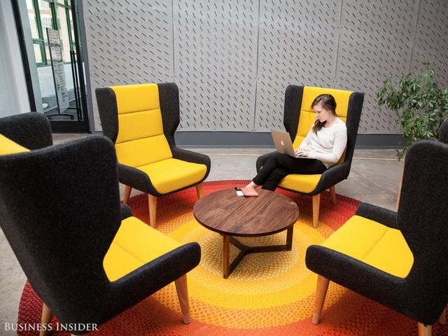 """Khám phá bên trong văn phòng của các """"ông lớn"""" công nghệ tại New York - 26"""