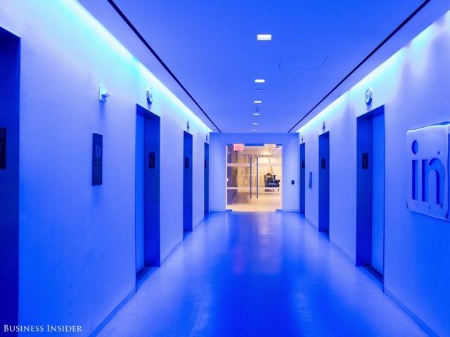 """Khám phá bên trong văn phòng của các """"ông lớn"""" công nghệ tại New York - 4"""