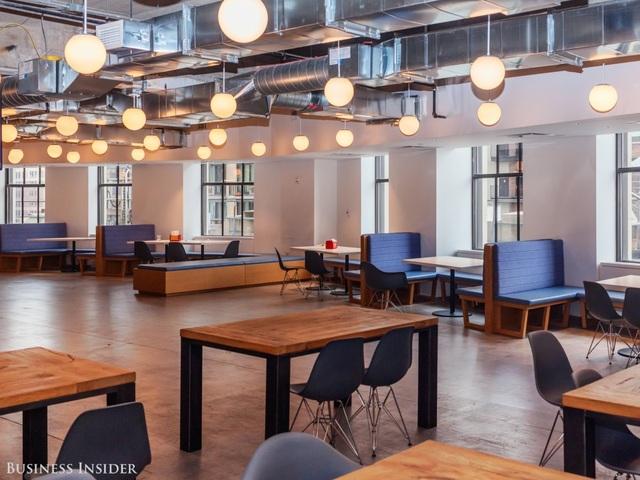 """Khám phá bên trong văn phòng của các """"ông lớn"""" công nghệ tại New York - 11"""