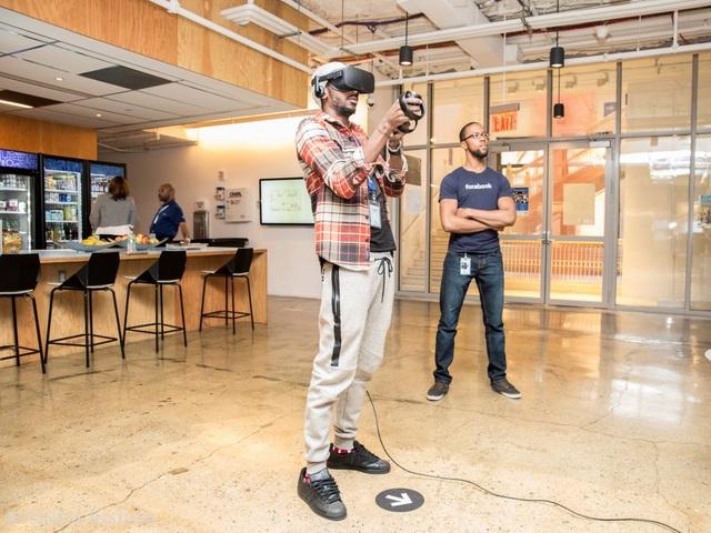 """Khám phá bên trong văn phòng của các """"ông lớn"""" công nghệ tại New York - 3"""