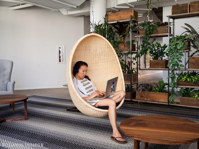 """Khám phá bên trong văn phòng của các """"ông lớn"""" công nghệ tại New York - 25"""