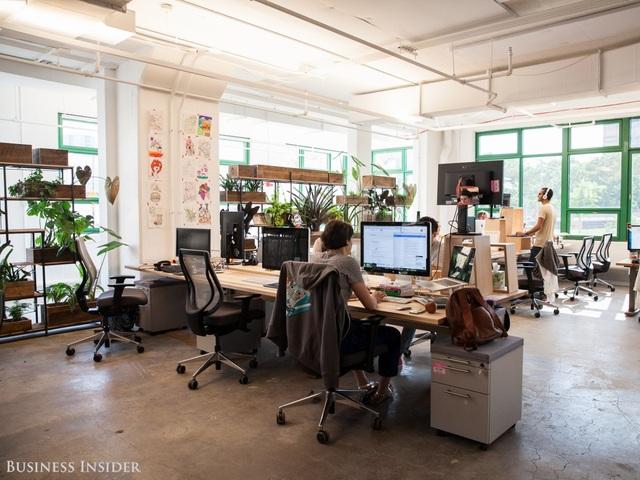 """Khám phá bên trong văn phòng của các """"ông lớn"""" công nghệ tại New York - 27"""