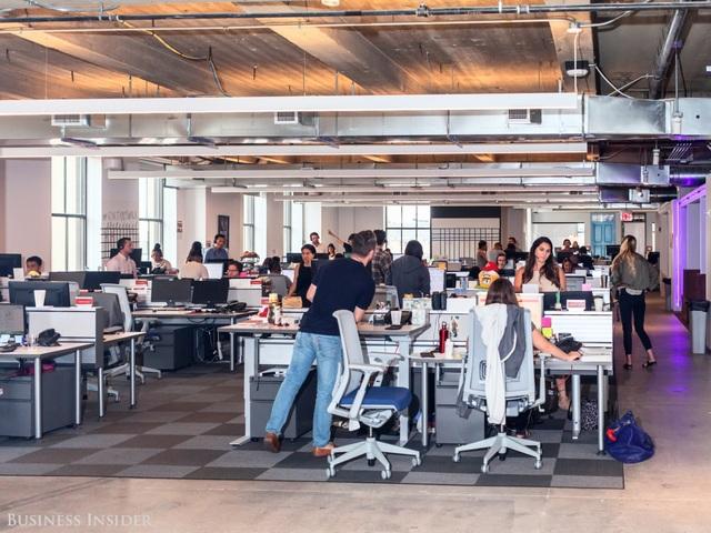 """Khám phá bên trong văn phòng của các """"ông lớn"""" công nghệ tại New York - 10"""