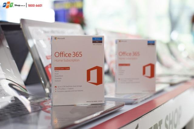 Chọn sử dụng Windows 10 và Office 365 bản quyền tại FPT Shop, bạn vừa nhận được đầy đủ chức năng của sản phẩm, vừa được hỗ trợ xử lý khi có sự cố xảy ra.