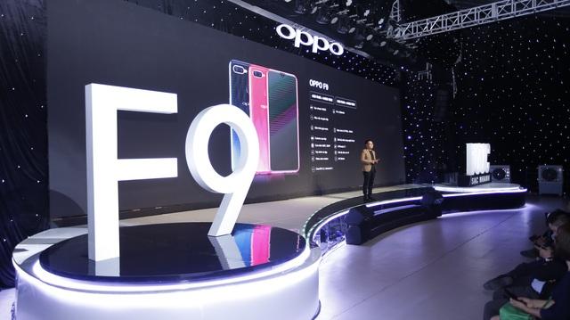 OPPO F9 hút hàng - gần 23 ngàn đặt hàng chỉ sau 4 ngày ra mắt - 4