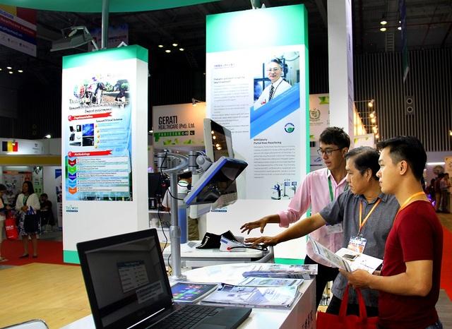Đài Loan trình diễn công nghệ cao ứng dụng trong y tế - 3