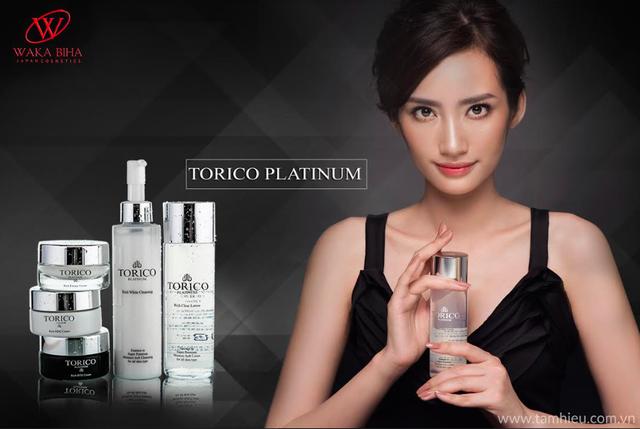 Hoa hậu Trúc Diễm chia sẻ bí kíp mỹ phẩm để đẹp rạng ngời - 4