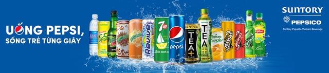Sau hơn 22 năm hoạt động tại thị trường Việt Nam, Suntory PepsiCo Việt Nam hiện nay có 11 nhãn hiệu, 6 nhà máy sản xuất, 5 văn phòng bán hàng, hơn 2.800 lao động trực tiếp và hàng ngàn lao động gián tiếp