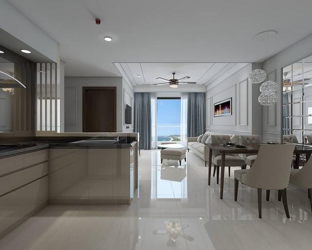 Không gian hiện đại, sang trọng tại các căn hộ Luxury Apartment. Liên hệ: 0913 378 158 hoặc 0888 66 3979. https://alphanamdiaoc.vn