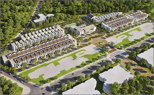 Không gian xanh trong đô thị Việt