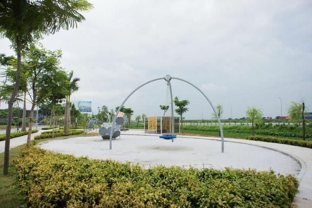 Không gian xanh - tiêu chí đánh giá chất lượng khu đô thị Việt - 2