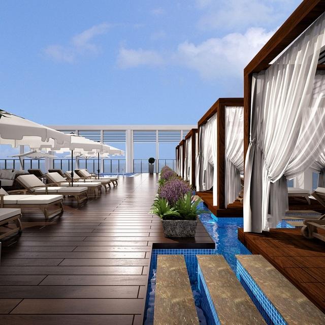 Sở hữu các giá trị sống đẳng cấp, Luxury Apartment sẽ làm hài lòng mọi khách hàng cư trú