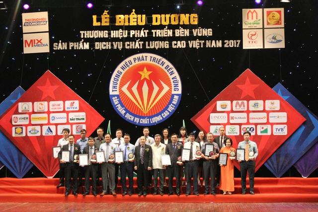 Sản phẩm Việt Nam chất lượng cao 2017 - 1