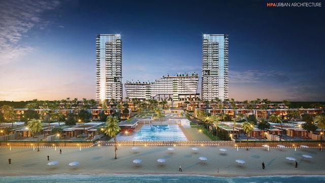 Pan Pacific Danang Resort – dự án nghỉ dưỡng cao cấp đầu tiên sở hữu tỉ lệ 100% view biển trực diện từ mọi điểm nhìn