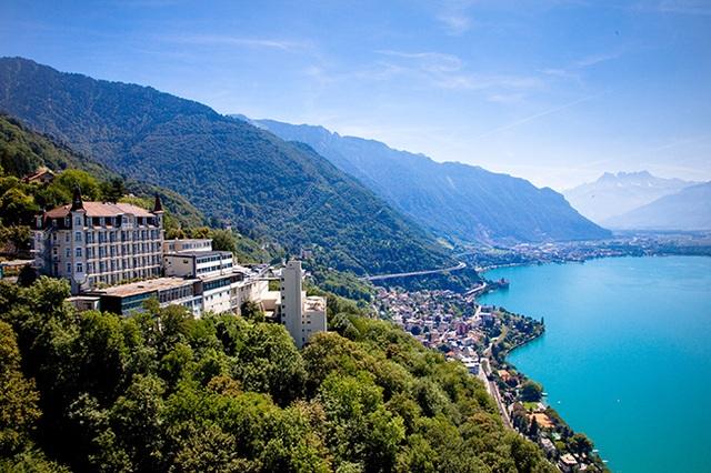 Khu học xá Glion tại Thụy Sỹ