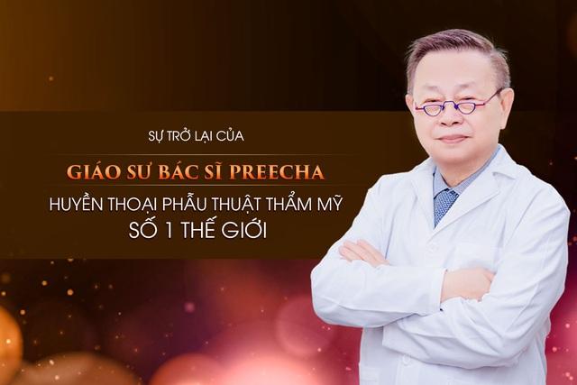 Dr. Preecha sẽ trở lại Hà Nội và chính thức đảm nhận vai trò mới tại Asean