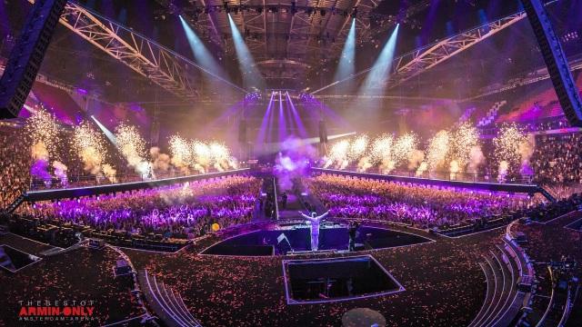 Sân khấu hoành tráng của The Best Of Armin Only