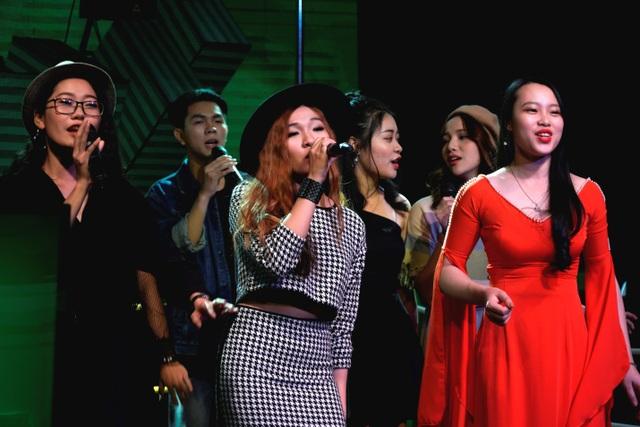 (Ảnh) 10 giọng ca – 10 cá tính âm nhạc khác nhau. Ai sẽ chinh phục khán giả để có mặt trong Đêm chung kết?