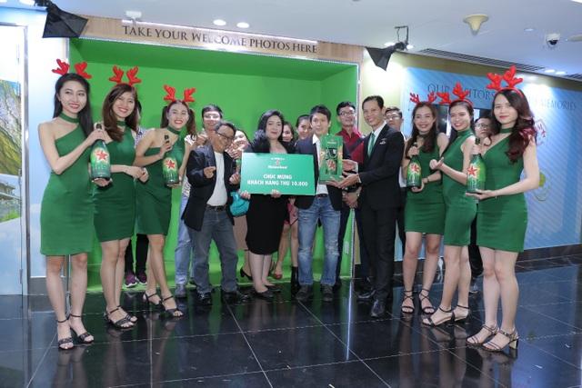 The World of Heineken chào đón vị khách thứ 10.000 chỉ sau 6 tuần - 1
