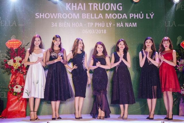 Á hậu doanh nhân Trần Ngọc Lan trở thành đại sứ thương hiệu thời trang Bella Moda - 1