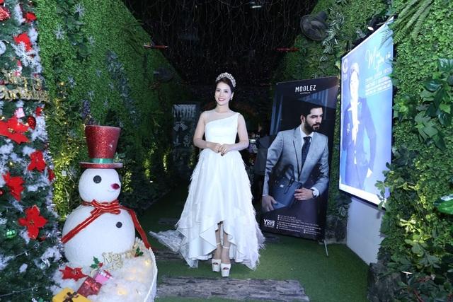 Á hậu doanh nhân Trần Ngọc Lan trở thành đại sứ thương hiệu thời trang Bella Moda - 4