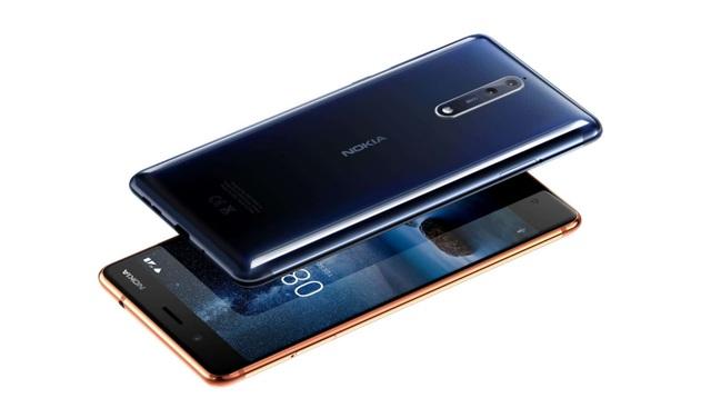 Ưu đãi ngay 3 triệu đồng khi mua Nokia 8 trong tháng 3 - 2