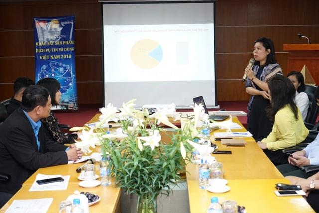 Buổi công bố kết quả cuộc khảo sát mức độ hài lòng về TPBVSK Giải độc gan Tuệ Linh